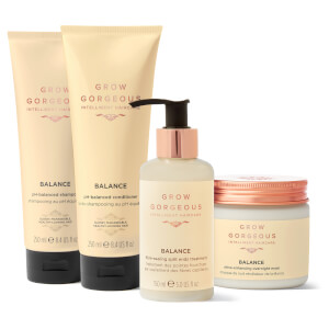 Grow Gorgeous Balance Collection (Worth £78.00)