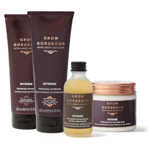 Grow Gorgeous Intense Collection (UK)