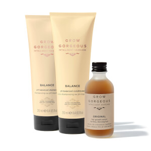 Kit Detox Equilibra e Purifica Grow Gorgeous