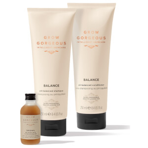 Grow Gorgeous Balance Hair Detox (UK)