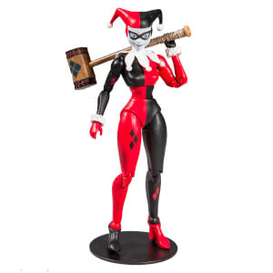 McFarlane Toys DC Comics Harley Quinn Comic Version Action Figure