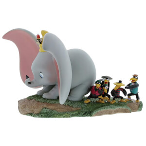 Enchanting Disney Collection - Take Flight (Dumbo, Timothy, Jim Crow and Brothers Figurine)