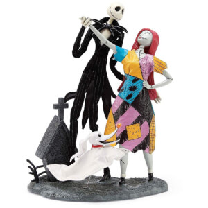 Possible Dreams - Jack, Sally and Zero Figurine