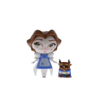 The World of Miss Mindy Presents Disney - Belle Vinyl Figurine