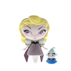 The World of Miss Mindy Presents Disney - Aurora Vinyl Figurine