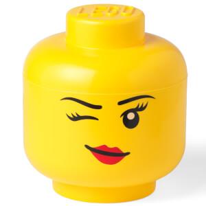 LEGO Storage Head Winky Large