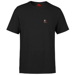 'Le God' Strikes Again - Men's T-Shirt - Black