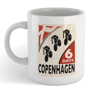 Six Days Copenhagen Mug