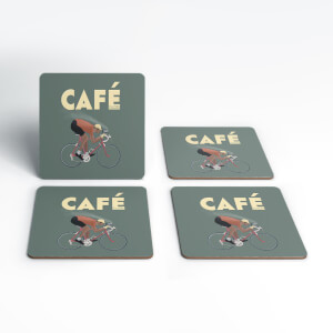 Cafe Racer Coaster Set