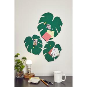 Monstera Leaf Corkboards