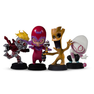Gentle Giant Marvel Animated Series Bundle - 6 Statues
