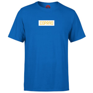 Everyday Men's T-Shirt - Royal Blue/White/Yellow