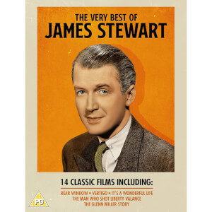 James Stewart 14 Film Collection