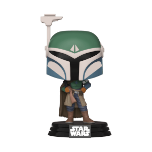 Star Wars The Mandalorian Covert Mandalorian Pop! Vinyl Figure