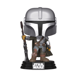 Star Wars The Mandalorian The Mandalorian (Final) Pop! Vinyl Figure