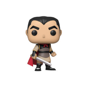 Figurine Pop! Li Shang - Disney Mulan