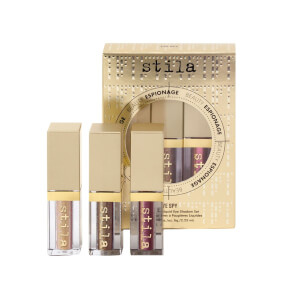 Stila Eye-Spy Glitter and Glow Liquid Eye Shadow Set
