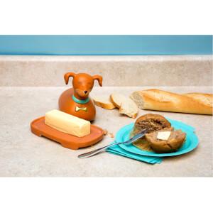 Hot Dog Butter Dish