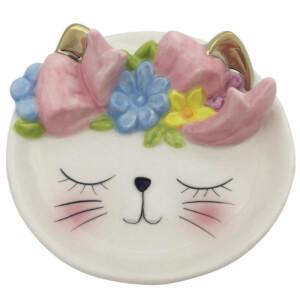 Petite Cat Trinket Dish