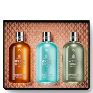 Molton Brown Spicy and Aromatic Gift Set (Worth £66.00)