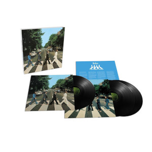 The Beatles - Abbey Road – 50th Anniversary Super Deluxe Edition LP Set