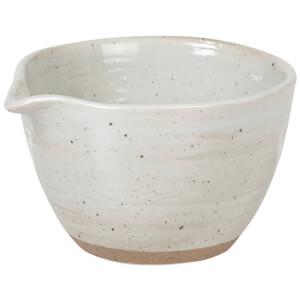 Broste Copenhagen Grod Stoneware Jug - Sand