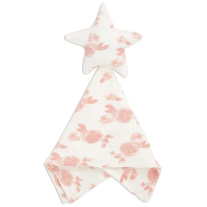 aden + anais Snuggle Knit Star Lovey - Rosettes