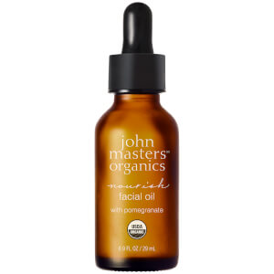 John Masters Organics Nourish Facial Oil with Pomegranate 29ml