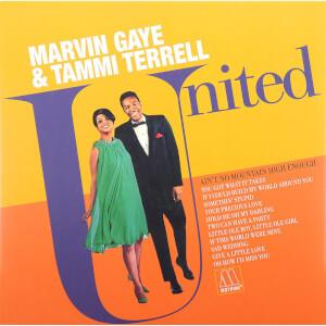 Marvin Gaye & Tammi Terrell - United LP