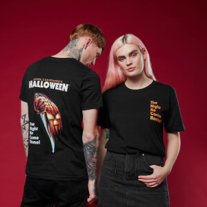 T-Shirt Halloween - Nero