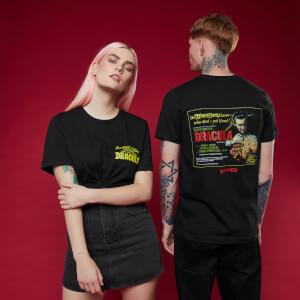 Hammer Dracula 1 t-shirt - Zwart