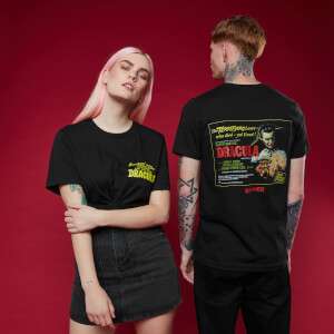 T-Shirt Dracula 1 (Hammer) - Nero