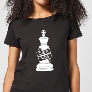 King Chess Piece Women's T-Shirt - Black