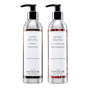 We Are Paradoxx Shampoo and Conditioner Bundle