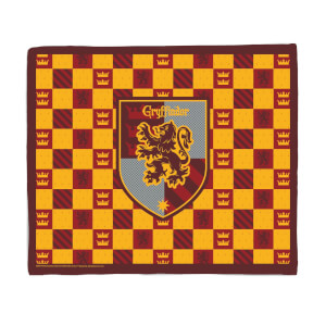 Harry Potter Plaid Couverture Gryffondor