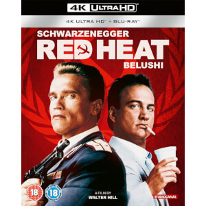 Red Heat - 4K Ultra HD