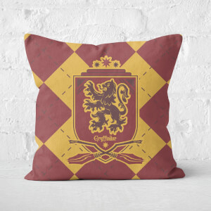 Harry Potter Gryffindor Square Cushion