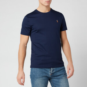 Polo Ralph Lauren Men's Custom Slim Fit T-Shirt - French Navy