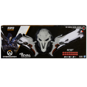 Hasbro Nerf Rival Overwatch Reaper Wight Collector Pack