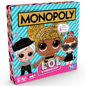 Monopoly - LOL Surprise Edition