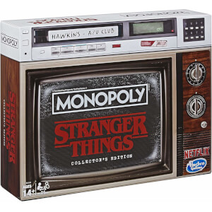 Jeu Monopoly Stranger Things, Édition de collection