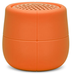 Lexon MINO X Water Resistant Bluetooth Speaker - Orange