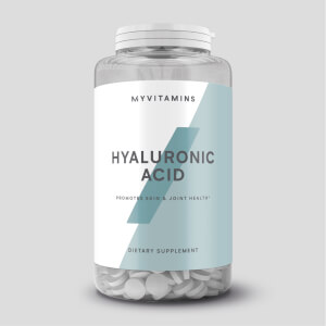 Myprotein Hyloronic Acid 100mg Capsules (USA)
