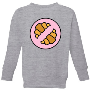 Cooking Croissants Kids' Sweatshirt