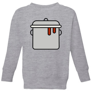 Cooking Pot Kids' Sweatshirt