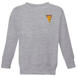 Cooking Small Pizza Slice Kids' Sweatshirt