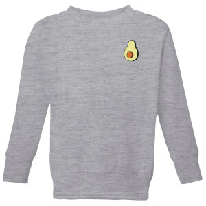 Cooking Small Avocado Kids' Sweatshirt