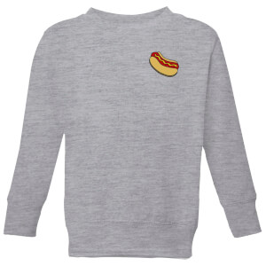 Cooking Small Hot Dog Kids' Sweatshirt