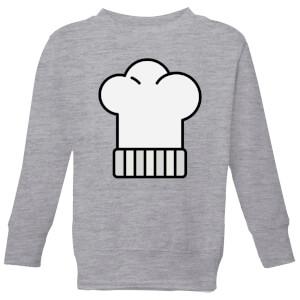 Cooking Chefs Hat Kids' Sweatshirt