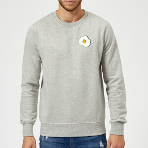 Cooking Small Fried Egg Sweatshirt